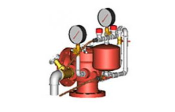 Клапан ВЗ - 1 - 20 - Э